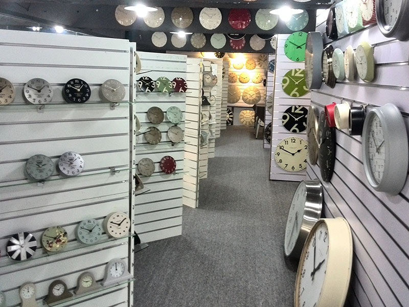 Clocks Showroom of Xiamen D&F Co., Ltd.