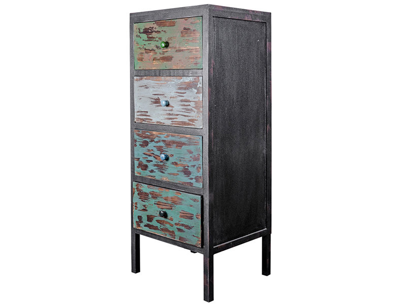 four drawer file cabinet